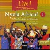 Live! Nyela Africa!, AudioCD/CD-ROM. Bd.1