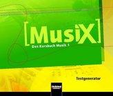 Testgenerator, 1 CD-ROM u. 1 Audio-CD