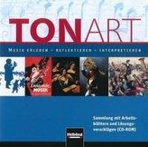 Sammlung mit Arbeitsblättern und Lösungsvorschlägen, 1 CD-ROM