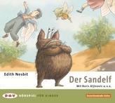 Der Sandelf, 1 Audio-CD
