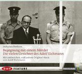 Begegnung mit einem Mörder, 3 Audio-CDs