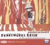 Fennymores Reise oder Wie man Dackel im Salzmantel macht, Audio-CD