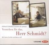 Verstehen Sie das, Herr Schmidt?, 3 Audio-CDs