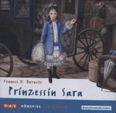 Prinzessin Sara, 1 Audio-CD