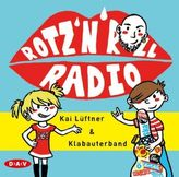 Rotz 'n' Roll Radio, 1 Audio-CD