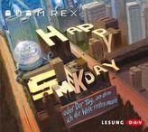 Happy Smekday oder Der Tag, an dem ich die Welt retten musste, 5 Audio-CDs