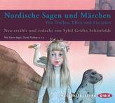 Nordische Sagen und Märchen - Von Trollen, Elfen und Eisriesen, 3 Audio-CDs