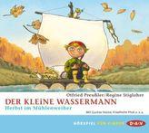 Der kleine Wassermann - Herbst im Mühlenweiher, 1 Audio-CD