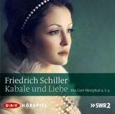 Kabale und Liebe, 2 Audio-CDs