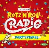Rotz 'n' Roll Radio Partypiepel, 1 Audio-CD