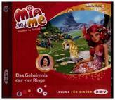 Mia and me - Das Geheimnis der vier Ringe, 1 Audio-CD