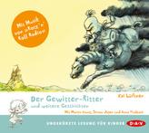 Der Gewitter-Ritter und weitere Geschichten, 1 Audio-CD