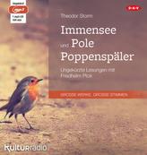 Immensee und Pole Poppenspäler, 1 MP3-CD