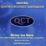 QCT - Quantum Consciousness Transformation, Reise ins Herz, Audio-CD