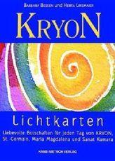 KRYON-Lichtkarten, Meditationskarten