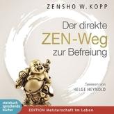 Der direkte ZEN-Weg zur Befreiung, 2 Audio-CDs