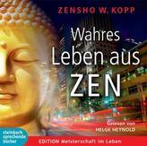 Wahres Leben aus ZEN, Audio-CD