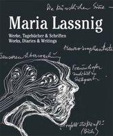 Maria Lassnig. Werke Tagebücher & Schriften / Works, Diaries & Writings.