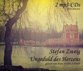Ungeduld des Herzens, 2 MP3-CDs