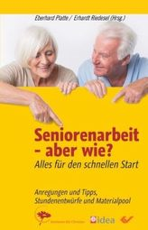 Seniorenarbeit - aber wie?, m. 1 CD-ROM