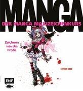 Der Manga Maxizeichenkurs