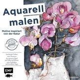 Aquarell malen - Motive inspiriert von der Natur