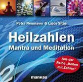 Heilzahlen - Mantra und Meditation, 1 Audio-CD