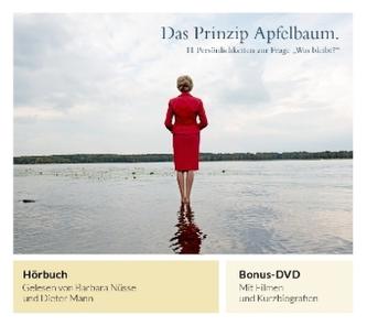 Das Prinzip Apfelbaum, 1 Audio-CD + Bonus-DVD