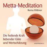 Metta-Meditation, 1 Audio-CD