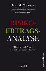 Risiko-Ertrags-Analyse. Bd.1