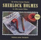 Sherlock Holmes, Holmes unter Verdacht, Audio-CD