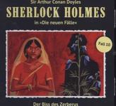 Sherlock Holmes - Der Biss des Zerberus, Audio-CD