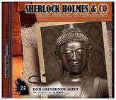 Sherlock Holmes & Co. - Der Grinsende Gott, 1 Audio-CD