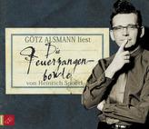 Die Feuerzangenbowle, 4 Audio-CDs
