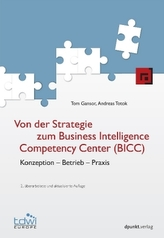 Von der Strategie zum Business Intelligence Competency Center (BICC)