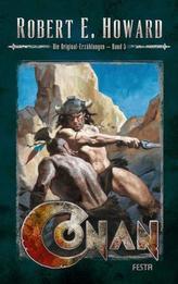 Conan - Die Original-Erzählungen. Bd.5