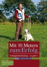 Mit 10 Metern zum Erfolg, 1 DVD