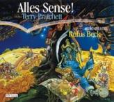 Alles Sense!, 5 Audio-CDs