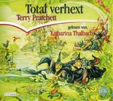 Total Verhext, 6 Audio-CDs