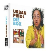 Urban Priol - Die Box, 4 Audio-CDs