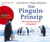 Das Pinguin-Prinzip, 2 Audio-CDs