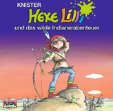 Hexe Lilli und das wilde Indianerabenteuer, 1 Audio-CD