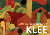 Klee, Postkartenbuch