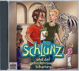 Der Schlunz und der geheimnisvolle Schatten, Audio-CD