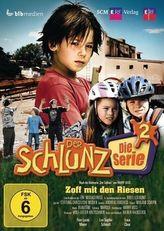 Der Schlunz, Die Serie - Zoff mit den Riesen, 1 DVD. Tl.2