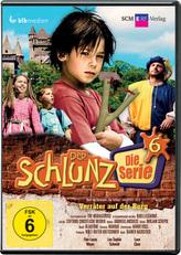 Der Schlunz, die Serie - Verräter auf der Burg, 1 DVD. Tl.6