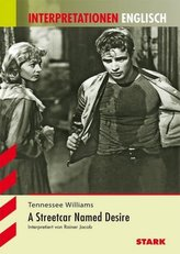 Tennessee Williams 'A Streetcar Named Desire'