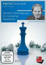 Tarrasch-Verteidigung - Ein modernes Repertoire, DVD-ROM