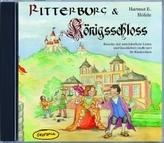 Ritterburg & Königsschloss, 1 Audio-CD