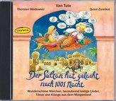 Der Sultan hat gelacht nach 1001 Nacht, 1 Audio-CD